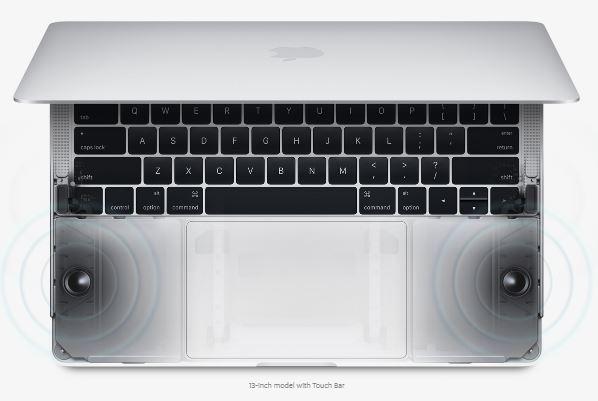 Apple Macbook Pro Sound