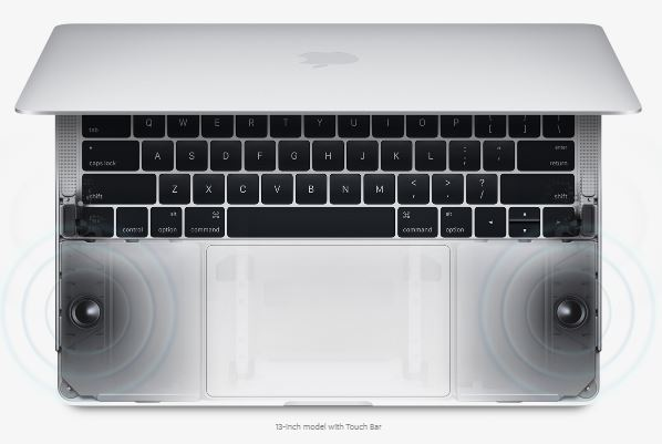 Apple Macbook Pro Sound
