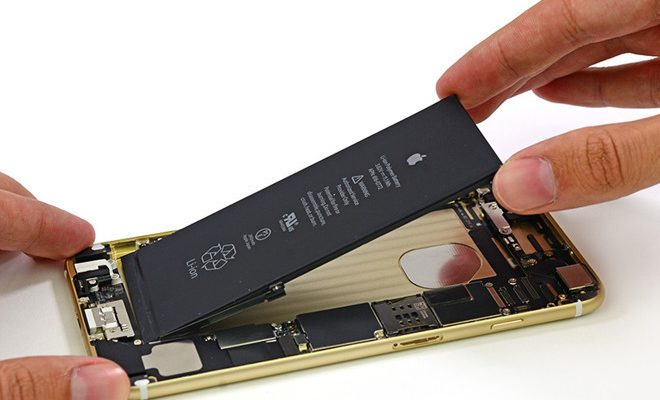 Replace Iphone 5s Battery