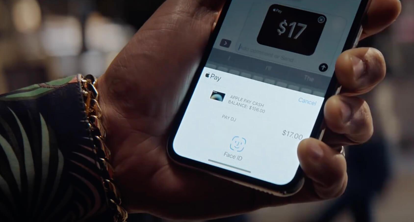 Apple Pay Cash iMessage