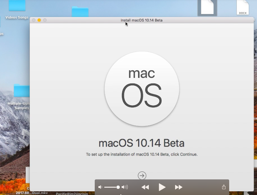 How To Download MacOS Mojave 10 14 Beta on Mac |