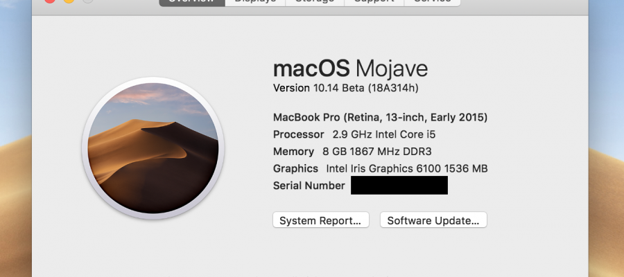How to Burn macOS Mojave 10 14 Beta Installer on a USB Flash