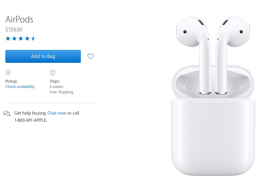 Apples New Upcoming Matte Black AirPods 2 Confirmed |