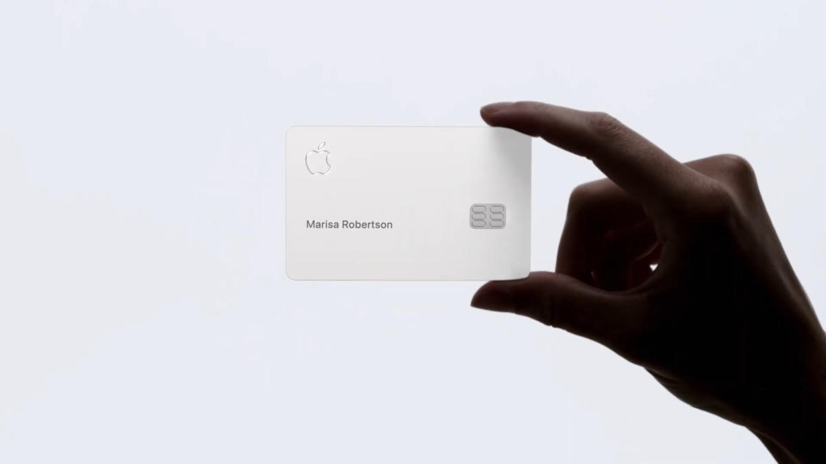 Apple, Apple Card, fintech, iOS, iPhone, digital transformation