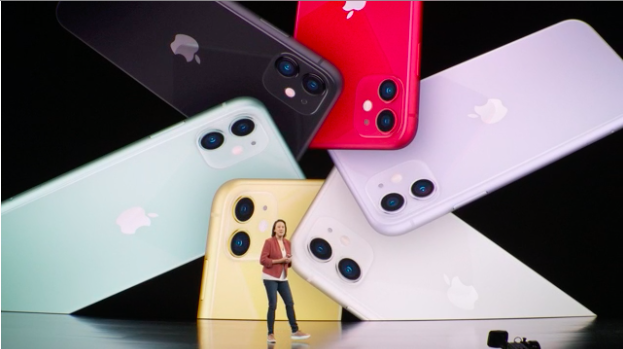 Apple New iPhone 11 Announced At Special Event - iOSLIFT