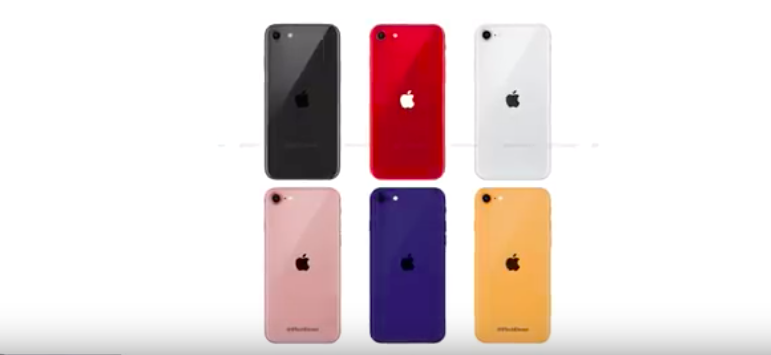 iPhone 9 Colour and 5 Models